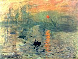 Monet: nascer do sol